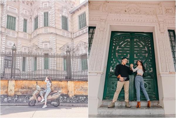 """""""Sống ảo"""" nghìn tấm ở trường cấp 3 Chu Văn An – một góc Paris bị lãng quên giữa lòng Hà Nội"""