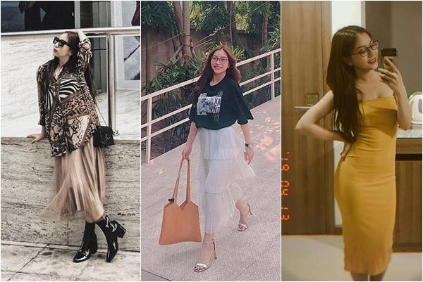 """Bị la ó vì ăn mặc hở quá đà, bạn gái Quang Hải bỗng kín đáo """"như bưng"""" giữa ngày hè"""