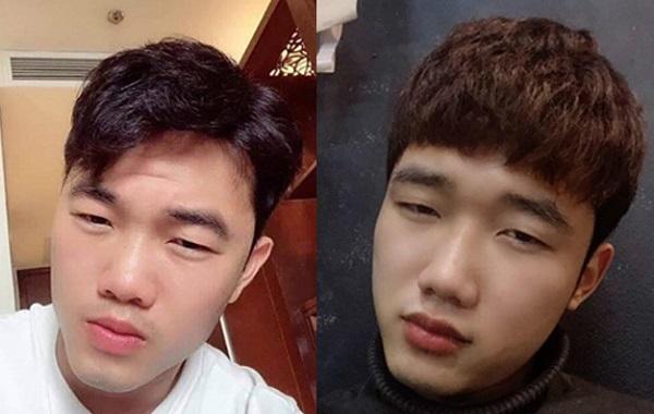 """Sở hữu gương mặt """"song sinh"""" với Xuân Trường, 9X Bắc Giang bị nhiều người xúc phạm vì nghi phẫu thuật để bám fame"""
