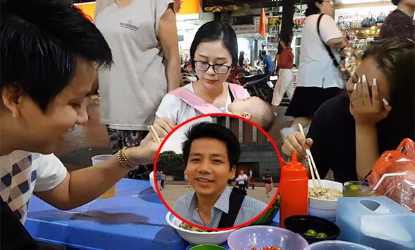 """Fan nữ bất ngờ gọi tên, Khoa Pug liền thả thính: """"Anh thích con gái Hà Nội lắm, anh ra đây để tìm con gái Hà Nội mà!"""""""
