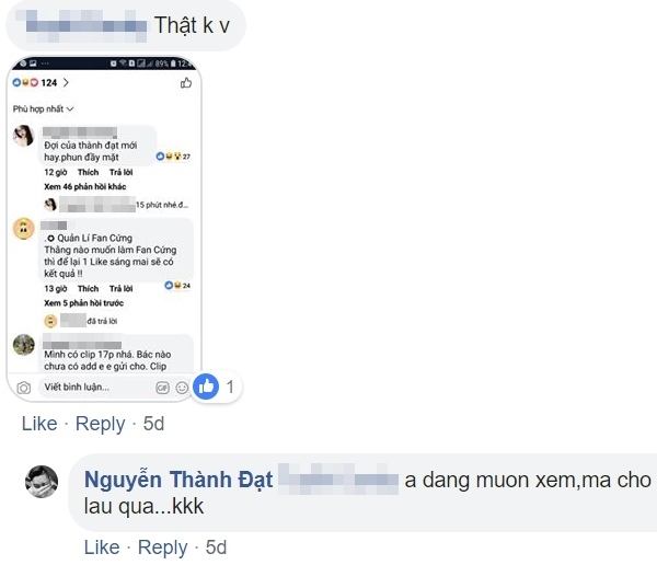Bị đồn lộ clip với hot girl 4 phút, chồng Hải Băng xin lỗi vợ rối rít và khẳng định một câu thế này!