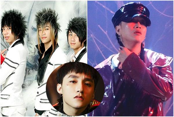 """Vừa quay lại showbiz, trưởng nhóm HKT TiTi đã bị tố """"copy"""" Sơn Tùng và G-Dragon?"""