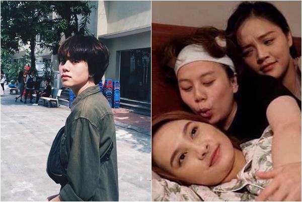 """Soi guu ăn mặc của """"cô em gái bất trị"""" bị ghét nhất màn ảnh Việt: Ngổ ngáo trên phim, ngoài đời """"cute"""" hết sức!"""