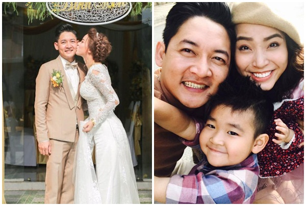 """Cuộc hôn nhân """"lỡ dở"""" nhưng hạnh phúc của vợ chồng Hải Băng trước khi dính tin đồn lộ clip"""