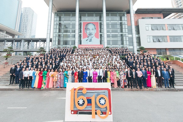 Ảnh 1: Ngày hội Áo dài 2019 - We25.vn