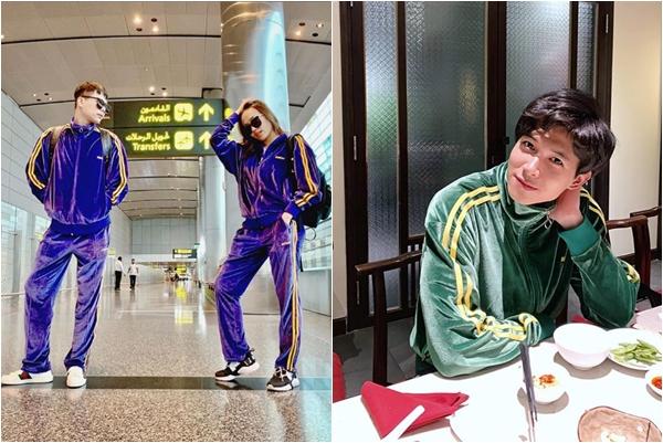 """Fan chóng mặt vì Diệu Nhi lộ ảnh mặc đồ đôi với Trịnh Thăng Bình, nhưng """"lú"""" nhất chính là Anh Tú cũng có 1 bộ?"""