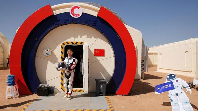 Ảnh 3: Trạm vũ trụ của Trung Quốc - We25.vn