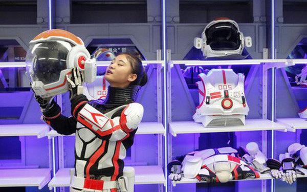 Ảnh 1: Trạm vũ trụ của Trung Quốc - We25.vn