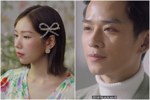 """Phớt lờ bạn gái cũ,Trần Nghĩa lại khoe """"mắt buồn"""" trong MV của Min, bị tố đạo nhái Taeyeon"""