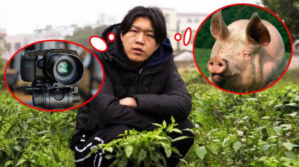 Bất ngờ cách làm video kiếm tiền của idol chăn lợn Trung Quốc: Thu nhập 3.000 USD/tháng, có 5 triệu người theo dõi
