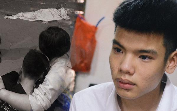 Con trai nữ công nhân môi trường ra đi vì tai nạn kể mẹ ngày chạy Grab, tối làm lao công lo cho con ăn học