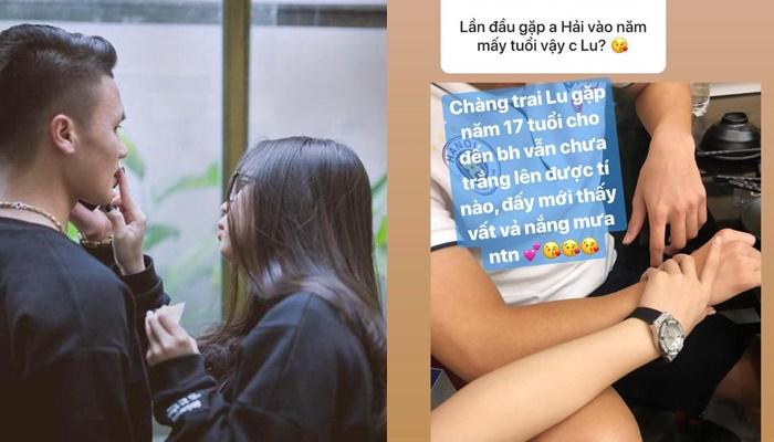 Nhật Lê - Quang Hải: Chuyện tình yêu xa 800km năm 17 tuổi, liệu mấy ai may mắn được như họ?
