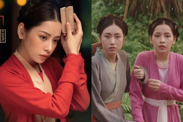 """Điểm """"vô lý"""" trong MV Chi Pu: Dùng lược chải """"chấy"""", được anh thị vệ che ô lại quay ra yêu vua?"""