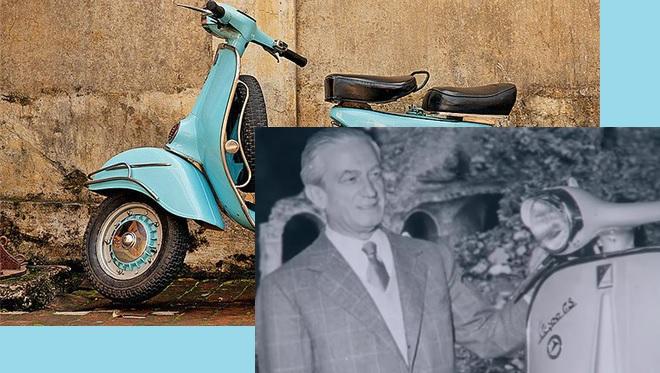 Lịch sử xe Vespa mang tới câu chuyện đáng khâm phục về biểu tượng quật cường của nước Ý