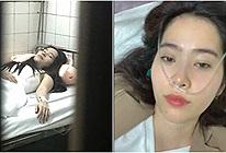 Trường Giang hạnh phúc, Nam Em nhập viện vẫn livestream than thở cô đơn, cần người quan tâm