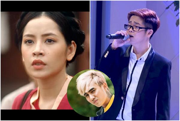 """Á quân Sing My Song tố Chi Pu """"đạo nhạc"""" Bùi Anh Tuấn, ai ngờ bị phản dame sấp mặt"""