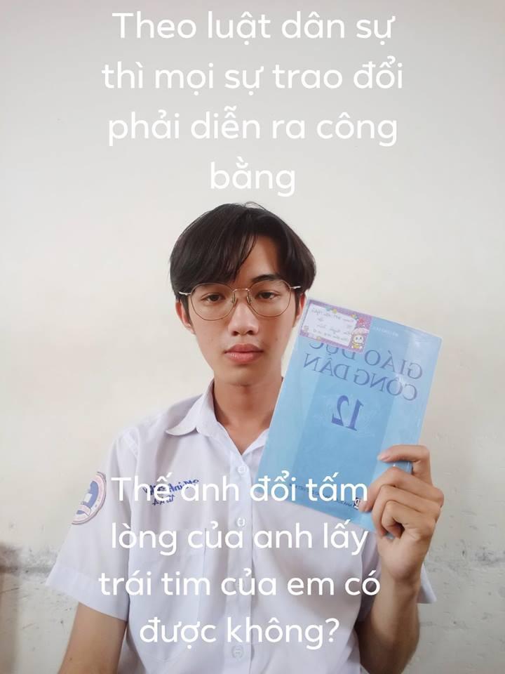 Ảnh 5: Thả thính bằng môn học - We25.vn
