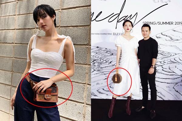 """Khánh Linh The Face """"bóp mồm bóp miêng"""" mua túi hàng hiệu đến mức gầy xác xơ thế này"""
