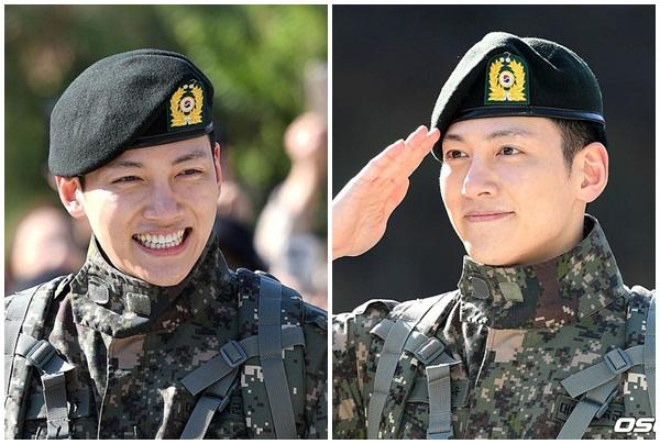 Ji Chang Wook gây náo loạn ngày xuất ngũ: Mặt mộc 100% vẫn đẹp trai ngây ngất!