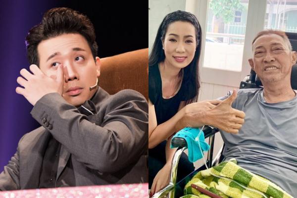 """Viết status về NS Lê Bình, Trấn Thành gây tranh cãi: """"Ốm cả năm không đến thăm, vừa mất đã tỏ ra thương tiếc""""?"""