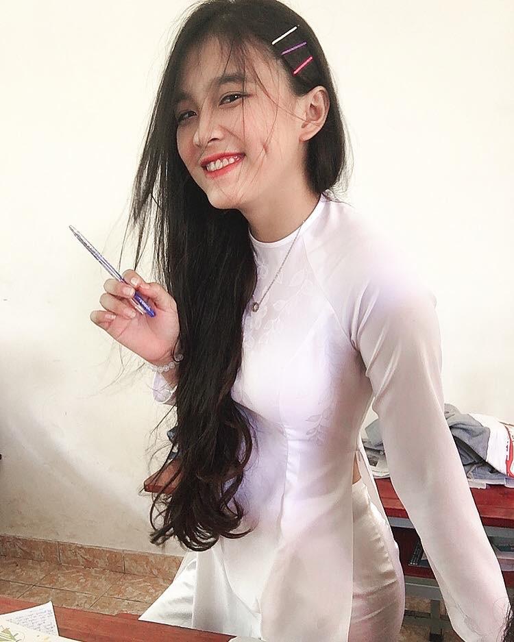 Ảnh 4: Nữ sinh Đồng Nai - We25.vn