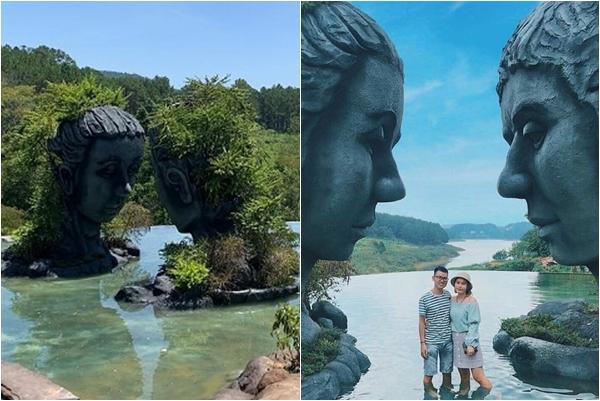 """Mách nước """"hồ vô cực"""" có 1-0-2 ngay Đà Lạt khiến dân tình ngỡ tưởng Bali"""