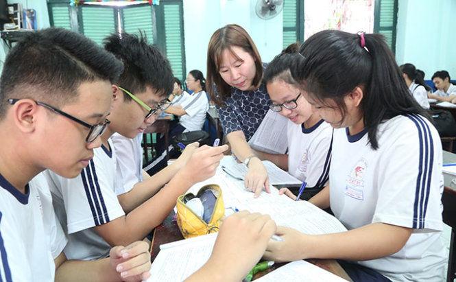 Hà Nội công bố chỉ tiêu tuyển sinh, hơn 34.000 học sinh không được vào lớp 10 công lập