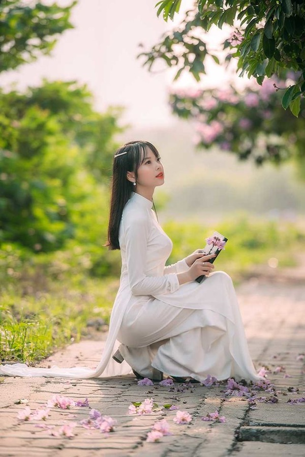 Ảnh 3: Hot girl Học viện Tài chính - We25.vn
