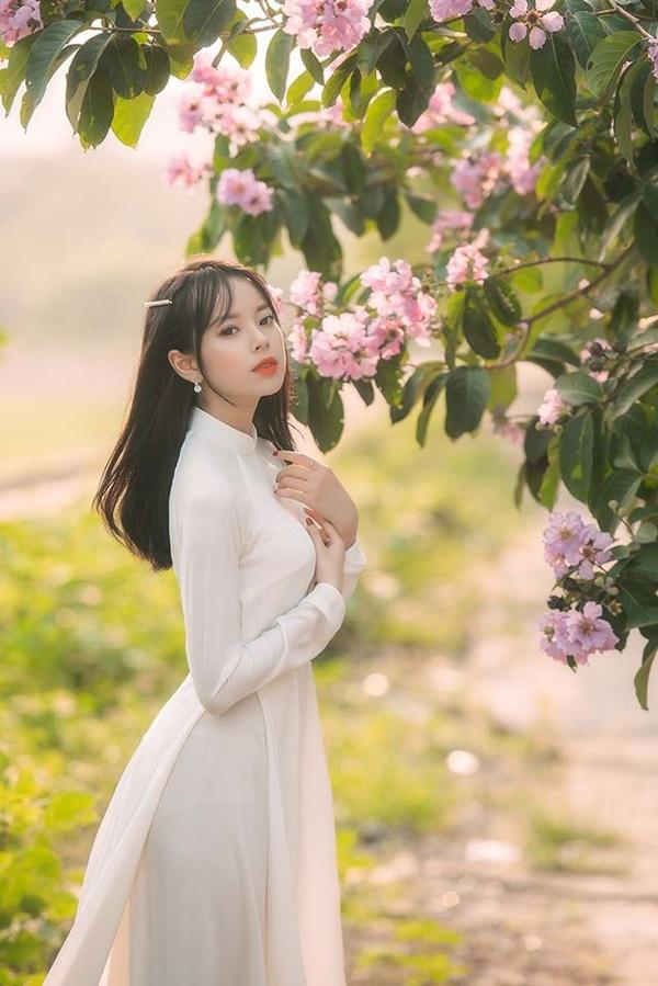 Ảnh 7: Hot girl Học viện Tài chính - We25.vn