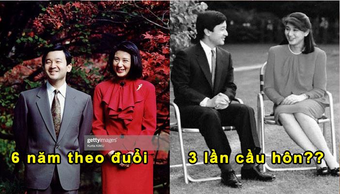 """Hãy yêu như Tân Nhật hoàng Naruhito và Vương phi Masako: 6 năm theo đuổi, 3 lần cầu hôn và lời hứa """"bảo vệ em đến trọn đời"""""""