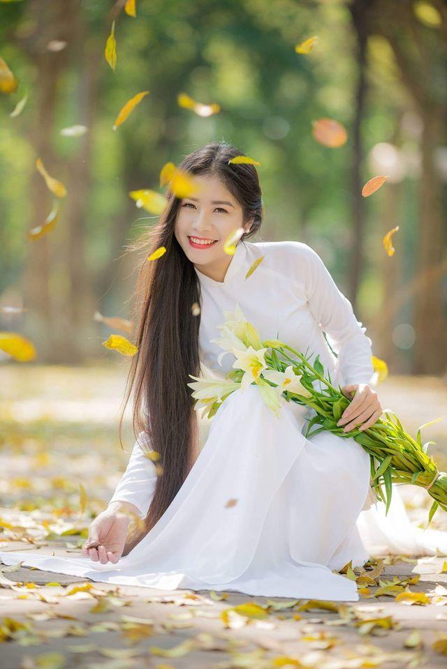 Ảnh 2: Nữ sinh ĐH Văn hóa Hà Nội - We25.vn