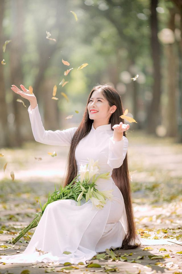 Ảnh 5: Nữ sinh ĐH Văn hóa Hà Nội - We25.vn