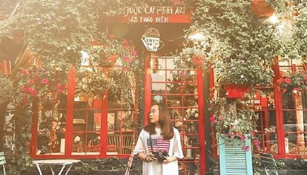 """Sửng sốt với phiên bản """"Paris mini"""" ngay giữa lòng Sài Gòn đang khiến dân tình thích thú"""