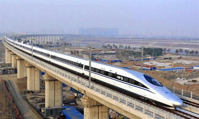 Chuẩn bị khám phá tuyến đường sắt tốc độ cao đẹp chuẩn Nhật đi SÀI GÒN - HÀ NỘI chỉ mất hơn 5 giờ ?