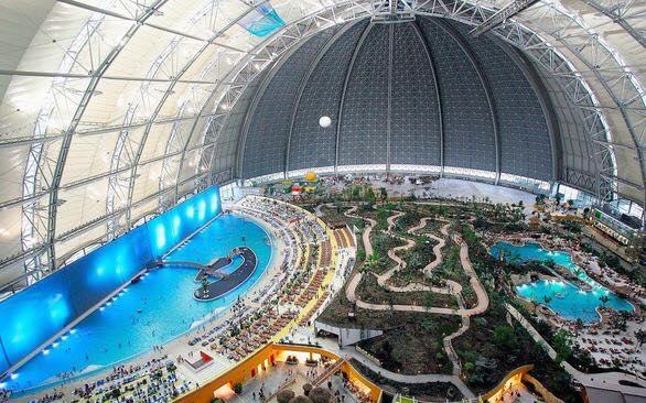 HOT 1000 độ: Phan Thiết sắp có công viên nước trong nhà rộng 12.000m2
