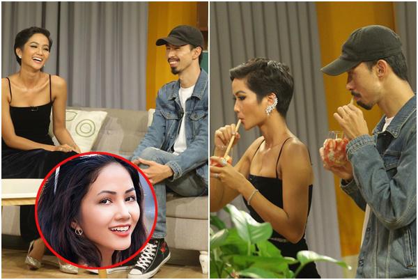 """Loạt ảnh tình tứ """"tố cáo"""" HHen Niê - Đen Vâu thích nhau, fans ủng hộ cặp Hoa hậu - rapper tử tế nhất Vbiz"""