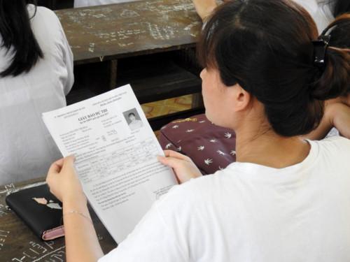 Vì sao hơn 40% học sinh lớp 12 không đăng ký xét tuyển đại học ở Nghệ An?