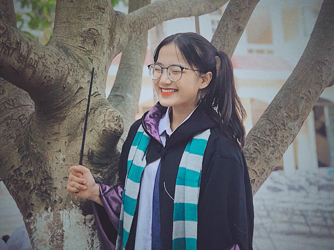 Ảnh 5: Nữ sinh trường chuyên Thái Nguyên - We25.vn