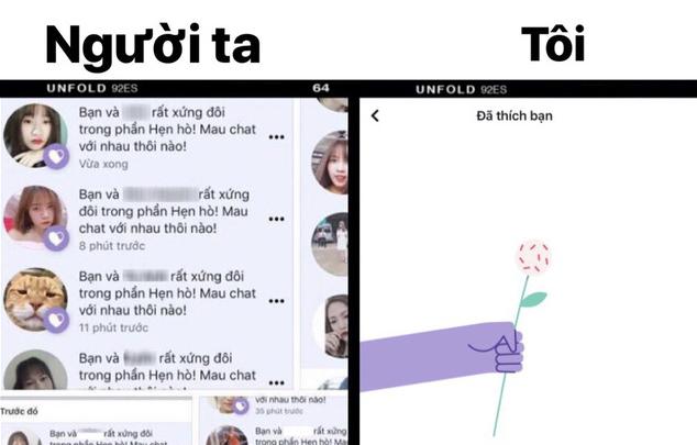 Tính năng hẹn hò mới trên Facebook: Người thì đếm không xuể mối like, kẻ thì chờ mãi không ai đoái hoài