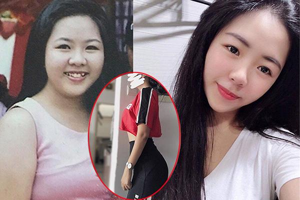 """Bị người yêu """"đá"""" vì quá mũm mĩm, cô gái quyết định giảm 18kg và lột xác ngoạn mục!"""