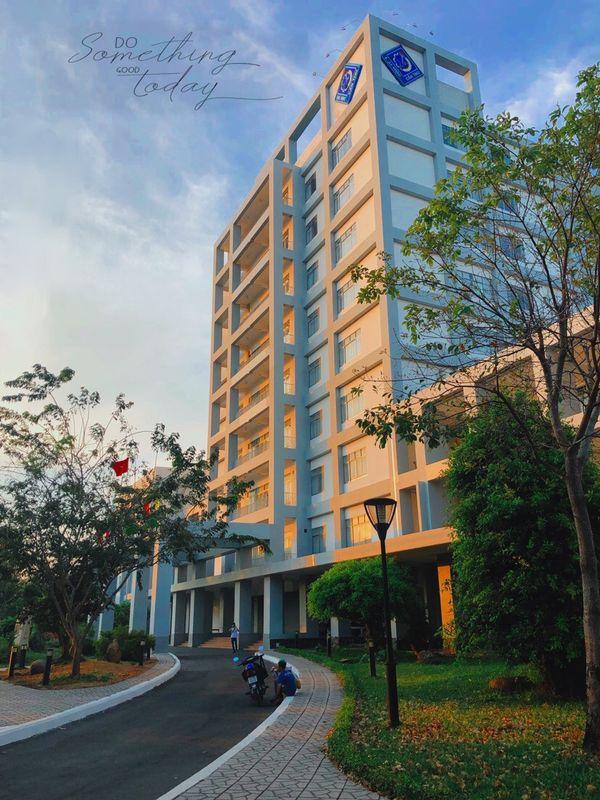 Ảnh 13: Đại học Cần Thơ đẹp ngang ngửa Hàn Quốc - We25.vn