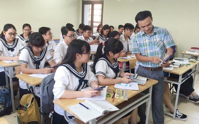 Thầy giáo trường Lương Thế Vinh bật mí 8 bí quyết ôn thi môn Toán hiệu quả cho kỳ thi THPT Quốc gia 2019
