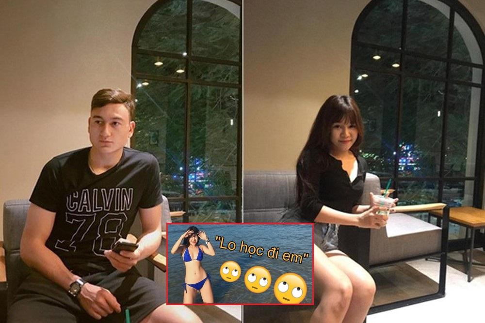 """Anti fan viết sai lỗi chính tả khi buông lời chê bai, bạn gái Lâm Tây liền """"dạy dỗ"""" lại kèm lời nhắn nhủ """"lo học đi em"""""""