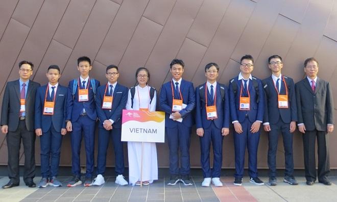 Ảnh 2: Học sinh giỏi cấp tỉnh thành phố - We25.vn