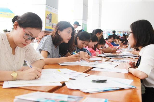 Một thí sinh Hà Nội đăng ký... 50 nguyện vọng vào đại học trong đợt tuyển sinh năm 2019