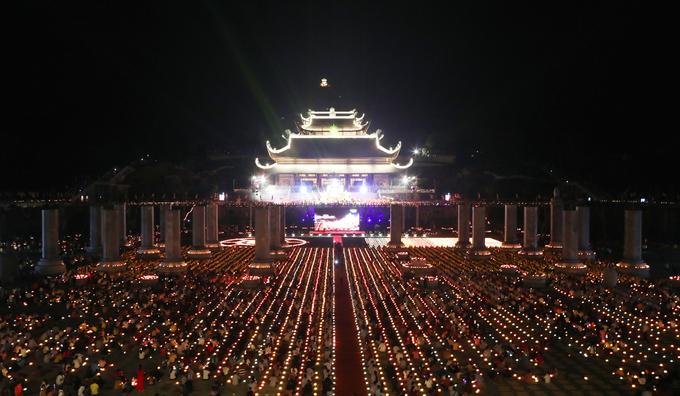 Ảnh 3: Đại lễ Phật đản 2019 - We25.vn