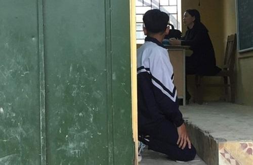 Cô giáo phạt học sinh quỳ trong lớp: Quỳ đau chân lắm, nhưng cũng chẳng phải cực hình đâu!
