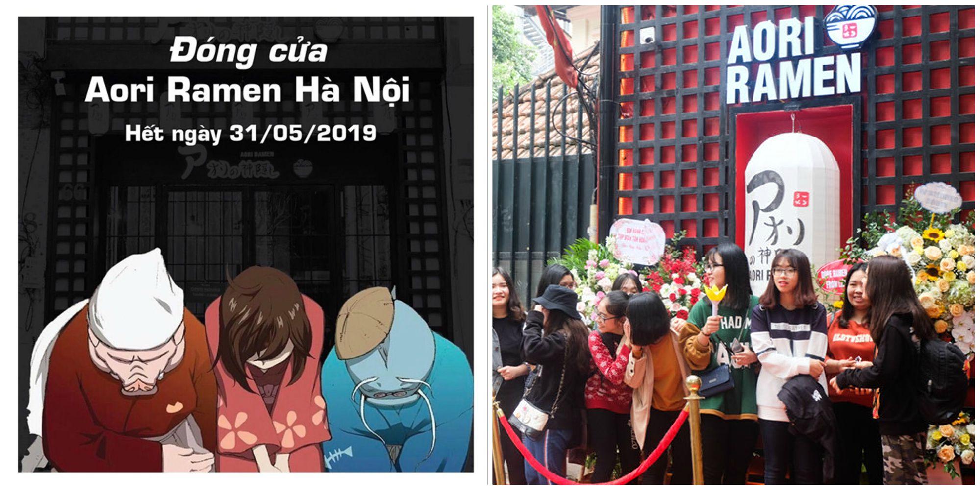 Sau 1 tháng, cửa hàng mì từng là của Seungri (BIGBANG) cũng đóng cửa nốt cơ sở Hà Nội