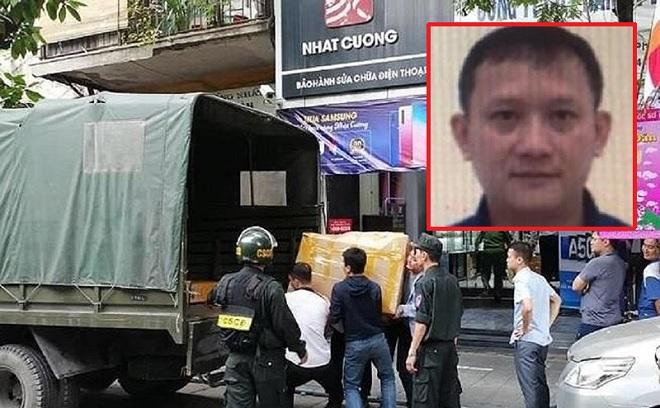 Khởi tố, bắt giam Tổng giám đốc Nhật Cường Mobile cùng 8 đồng phạm