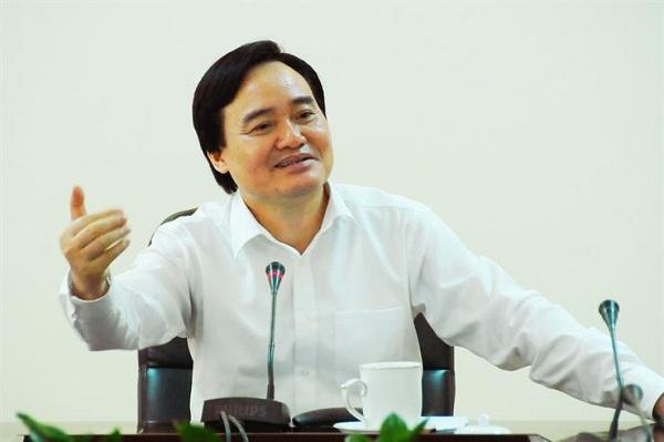 """Bộ trưởng Bộ GD&ĐT: Đề thi THPT Quốc gia 2019 sẽ """"nhẹ nhàng, không gây áp lực"""" cho thí sinh"""